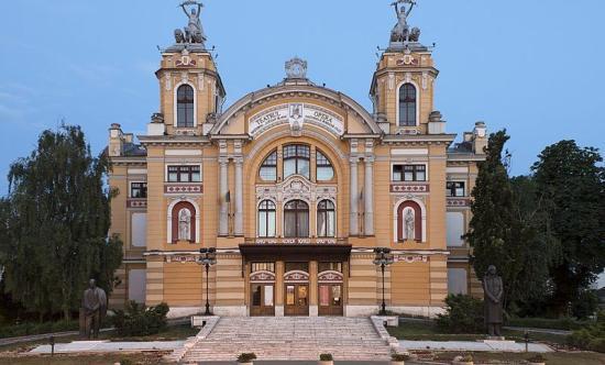 Online előadások a kolozsvári román színházban