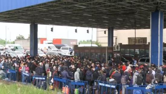 Újabb öt átkelőhelyet nyitnak meg a magyar-román határon