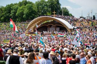 Hungarikummá vált a csíksomlyói pünkösdi búcsú