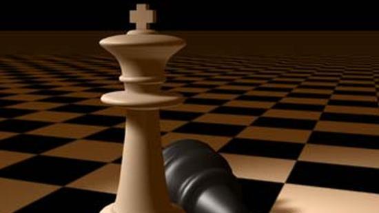 Sohasem látott sakkjátszma következik
