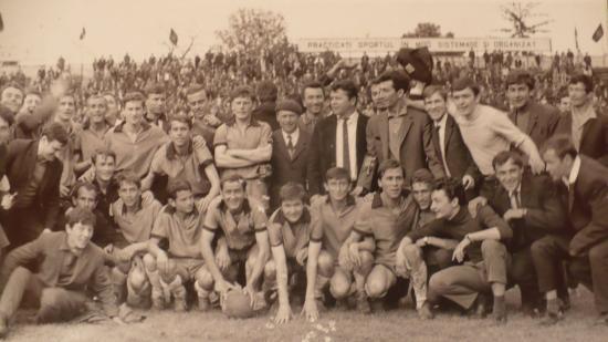 Ötven év telt el a szamosújvári foci legnagyobb sikerétől
