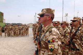 Románia kevesebb katonát és rendőrt küld jövőre külföldi szolgálatra