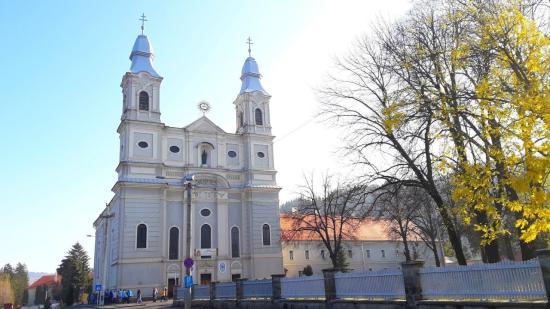 Csíksomlyói búcsú: zarándokok nélkül, a kegytemplomban tartották meg a pünkösdszombati búcsút