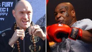 Tyson Tyson ellen: Fury is bokszolna a visszatérő korábbi világbajnokkal