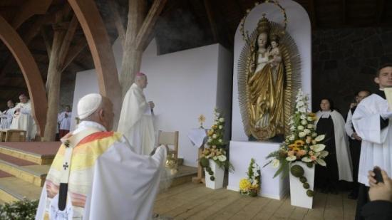 Találkozások Máriával