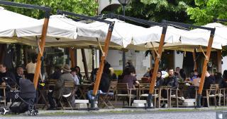 Megnyíltak a kolozsvári vendéglők és kávézók teraszai