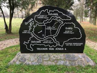 Magyar az, aki tudatában van Trianon fájdalmának