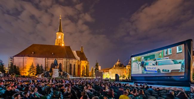 Kolozsvári Városi Tanács: 1,4 millió lej a TIFF számára