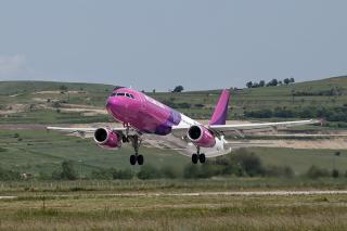 Újraindul a Wizz Air-járat Kolozsvárról ...