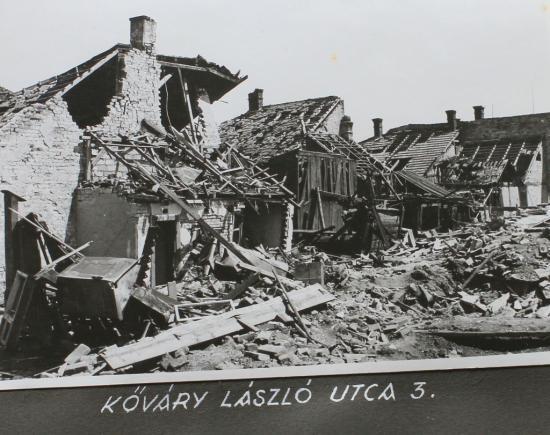 Soha be nem gyógyuló seb – Kolozsvár, 1944.június 2.