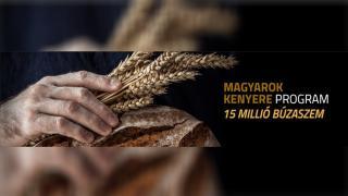 Újraindítja a Magyarok Kenyere programot a gazdaegyesület