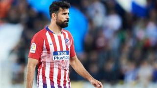 Diego Costa elfogadta adócsalásért kiszabott büntetését