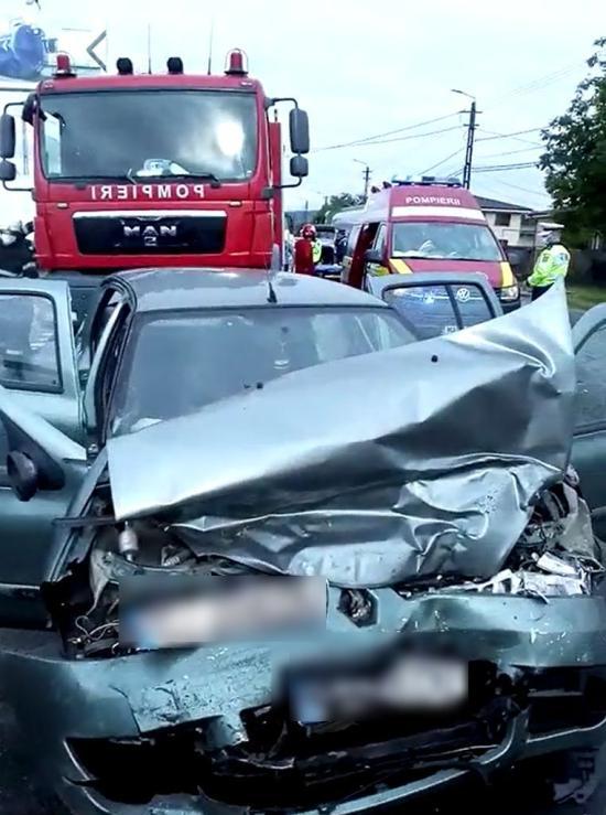 Súlyos baleset Gyaluban – műszaki mentésre volt szükség