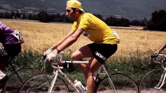 """Eddy Merckx, a """"Kannibál"""" 75 éves"""