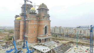 Megbírságolták a Google-t, amiért térképalkalmazásán átnevezték az új bukaresti ortodox katedrálist