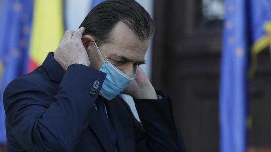 Ludovic Orban: nem manipuláljuk a koronavírussal kapcsolatos számokat