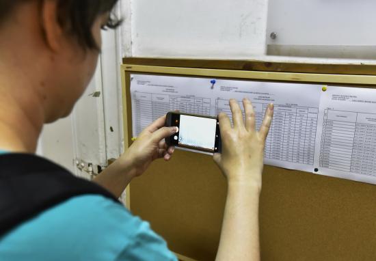Országos első Kolozs megye a nyolcadikosok vizsgáján
