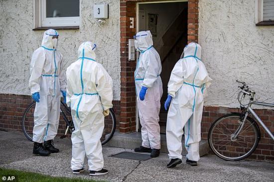 Újabb korlátozások Németországban a tömeges megfertőződések miatt