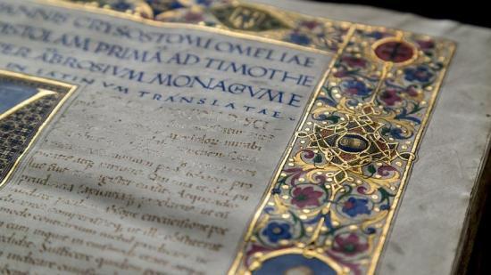 Otthonából is bejárhatja Mátyás király díszkönyvtárát