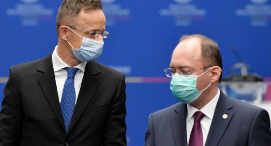 Aurescu: megállapodás-tervezetet kértem a magyar gazdasági programról