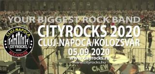 CityRocks flashmob Kolozsváron