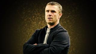 MLSZ: Szerhij Rebrov az idény legjobb edzője