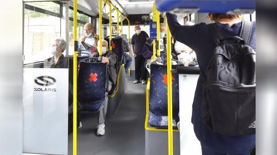 Utasszámhoz igazítják a közszállítási járatok sűrűségét
