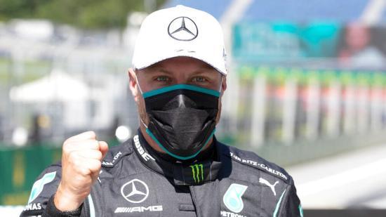 Osztrák Nagydíj: Bottas nyerte a nyári idénynyitót