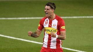 Szoboszlait választották az osztrák Bundesliga-idény legjobbjának