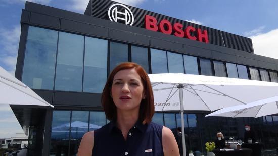 VIDEÓINTERJÚ - Mérnöki központot avatott Kolozsváron a Bosch