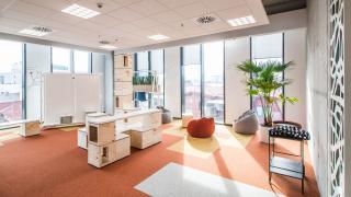 Visszacsalogatja 30 millió eurós új épületébe alkalmazottait a Bosch