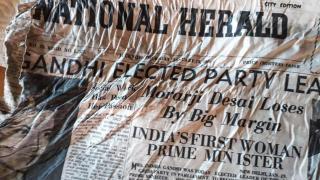 Épségben olvadtak ki a francia Alpokban több mint ötven éve a jég alatt rejtőző indiai újságok