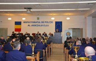 Koronavírusos a Kolozs megyei rendőrség 14 alkalmazottja