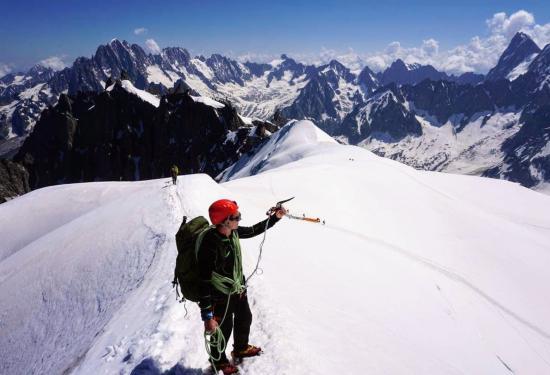 Darabont Eduárd a Matterhornt is meghódítaná