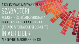 Koncertsorozatot hirdet a Kolozsvári Magyar Opera