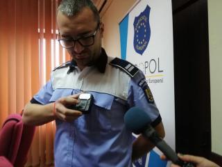 Testkamerákat vásárol a román rendőrség