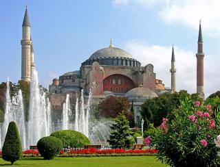 A Hagia Sophia varázsa