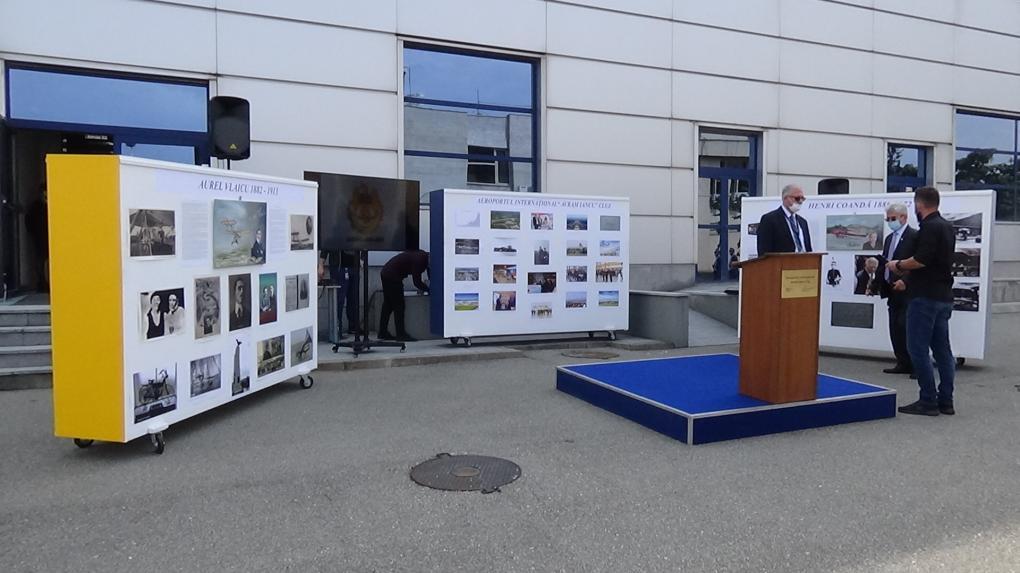 Ciceo: a román polgári repülés két géniuszát ünnepeljük