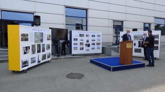 VIDEÓ - A román polgári repülés úttörői - kiállítás a kolozsvári repülőtéren