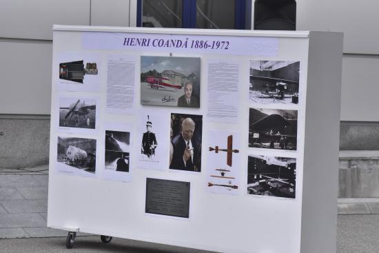 A román polgári repülés úttörői
