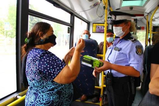 Tömegszállítás: nincs maszk, van bírság