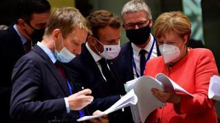 Charles Michel: a tagállamok elfogadták az uniós keretköltségvetést és a helyreállítási csomagot