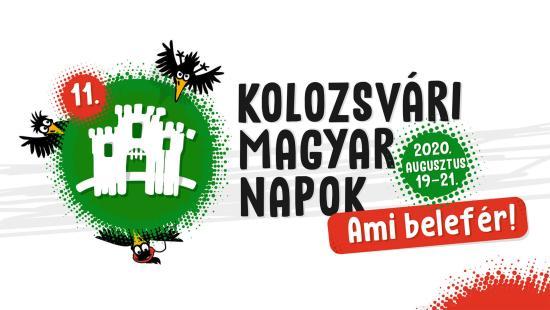 11. Kolozsvári Magyar Napok: védőmaszkban, lázméréssel