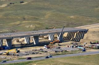 Elkezdték a Marosvásárhely-Nyárádtő autópálya építését