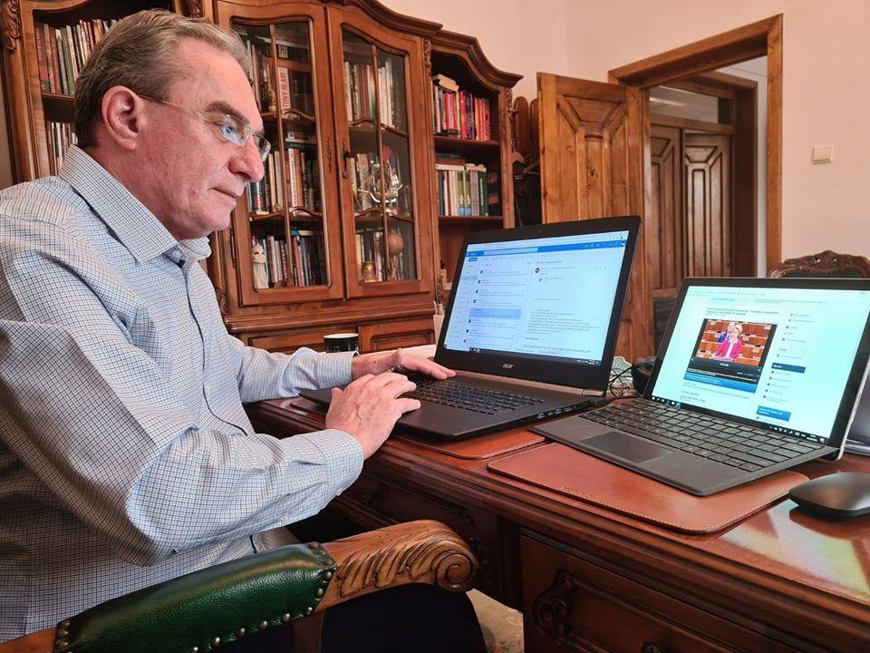 Interjú Winkler Gyula EP-képviselővel az uniós költségvetésről és helyreállítási csomagról
