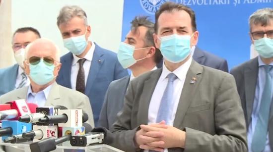 Ludovic Orban: túl korai a helyhatósági választások halasztásáról beszélni
