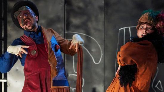 Visky-darabot mutatnak be Gyulán koprodukcióban