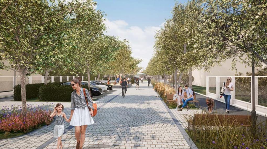 Építész: legyen a korszerű utca szocializálódási hely