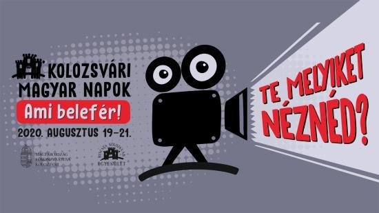 KMN: közönségdöntés arról, melyik magyar filmklasszikust vetítsék a Főtéren