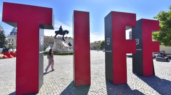 VIDEÓ - Ilyen a beléptetési eljárás a TIFF-filmekre